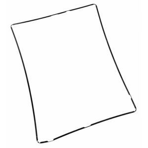 Picture of Plastic Frame (Black) - iPad 2 / 3 / 4