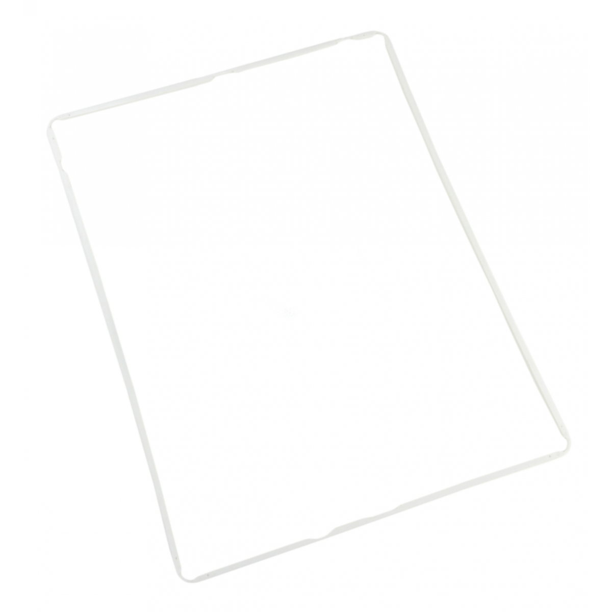transparent ipad frame white - photo #6