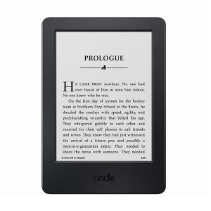 Black & White Kindles