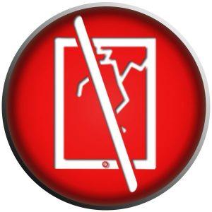 Picture of Screen Repair (Black) - iPad Air 1