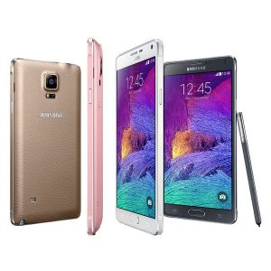 Note 4 Accessories