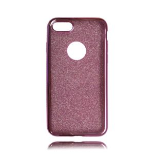 iPhone 8 Plating Edge Glitter Case