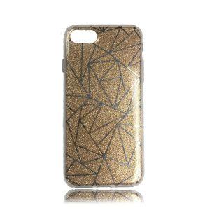 iPhone 8 TPU Design Case Triangles