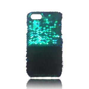 iPhone 8 Plus Sequin Flip Case