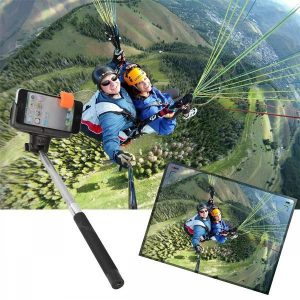 Picture of Accessory ( Selfie Stick ) Bluetooth / Wireless Shutter Mono Pod Model: Z07-5