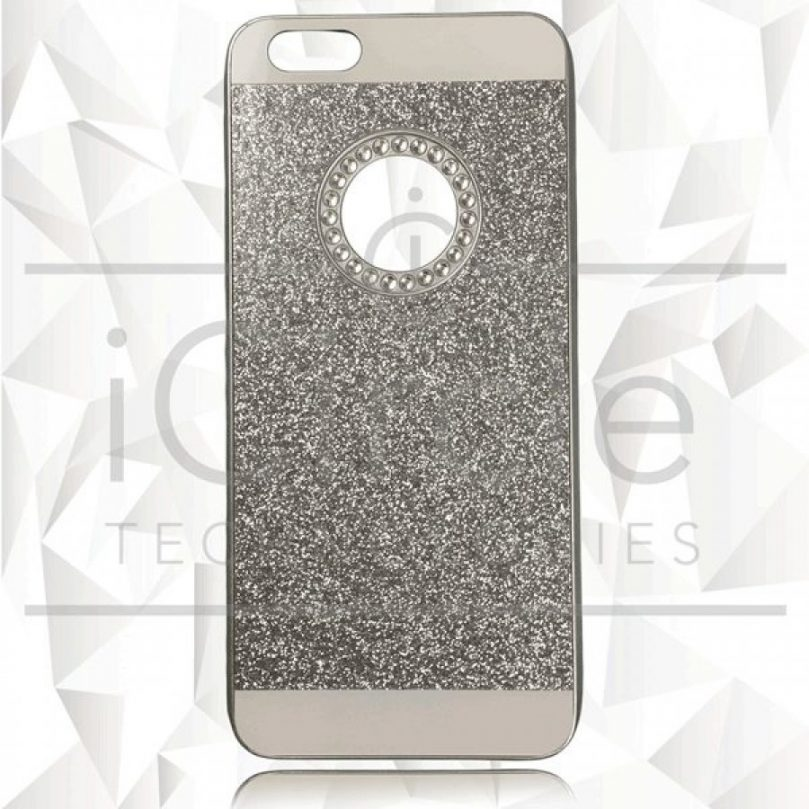 Picture of Diamond Style Fashion Case (Silver) - iPhone 6 / 6S
