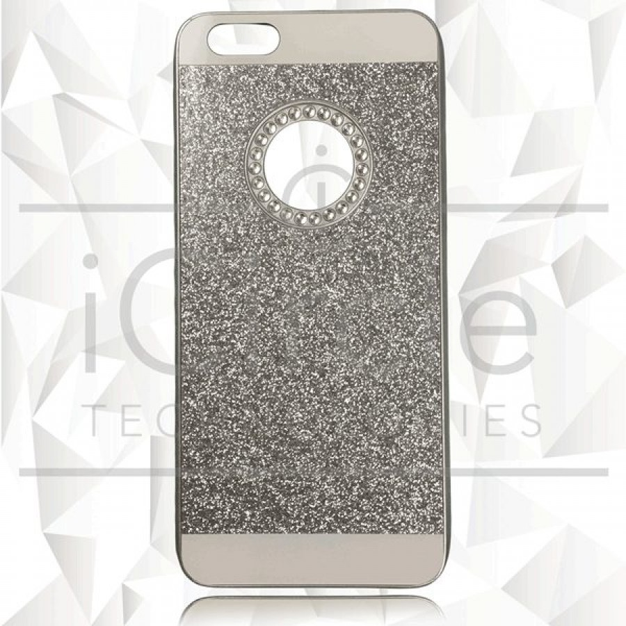 a42fd97c0594 Diamond Style Fashion Case (Silver) – iPhone 6   6S – iCircle ...