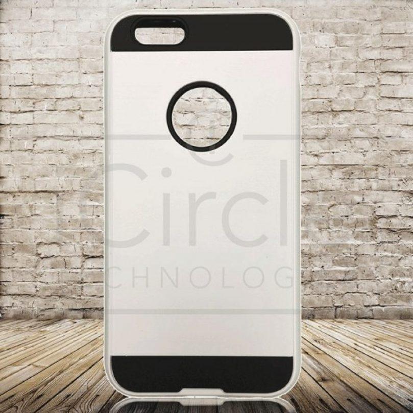 Picture of Venice Hybrid Case (White) - iPhone 6 Plus / 6S Plus