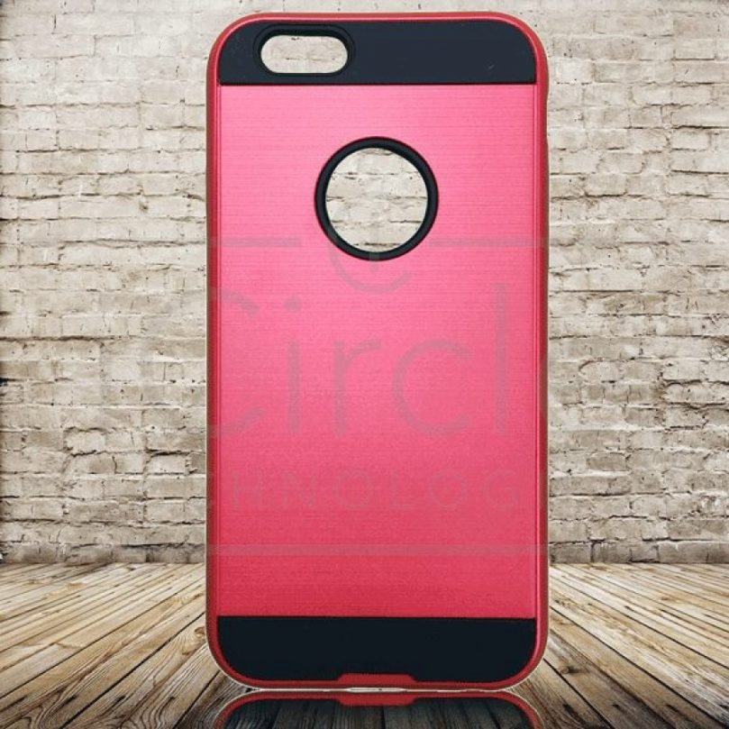 Picture of Venice Hybrid Case (Red) - iPhone 7 Plus