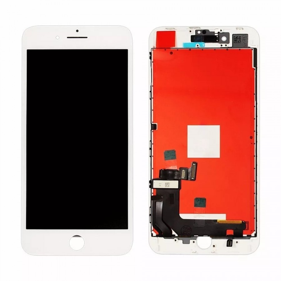 los angeles 55f52 92880 (Premium Plus Quality) White LCD Display Touch Digitizer Screen for iPhone  8 Plus