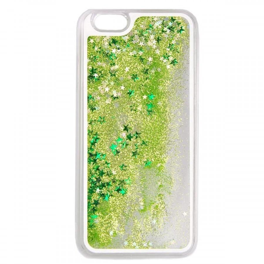the latest a32e2 ceece Quicksand Style Case - GREEN - iPhone 6S Plus / 6 Plus