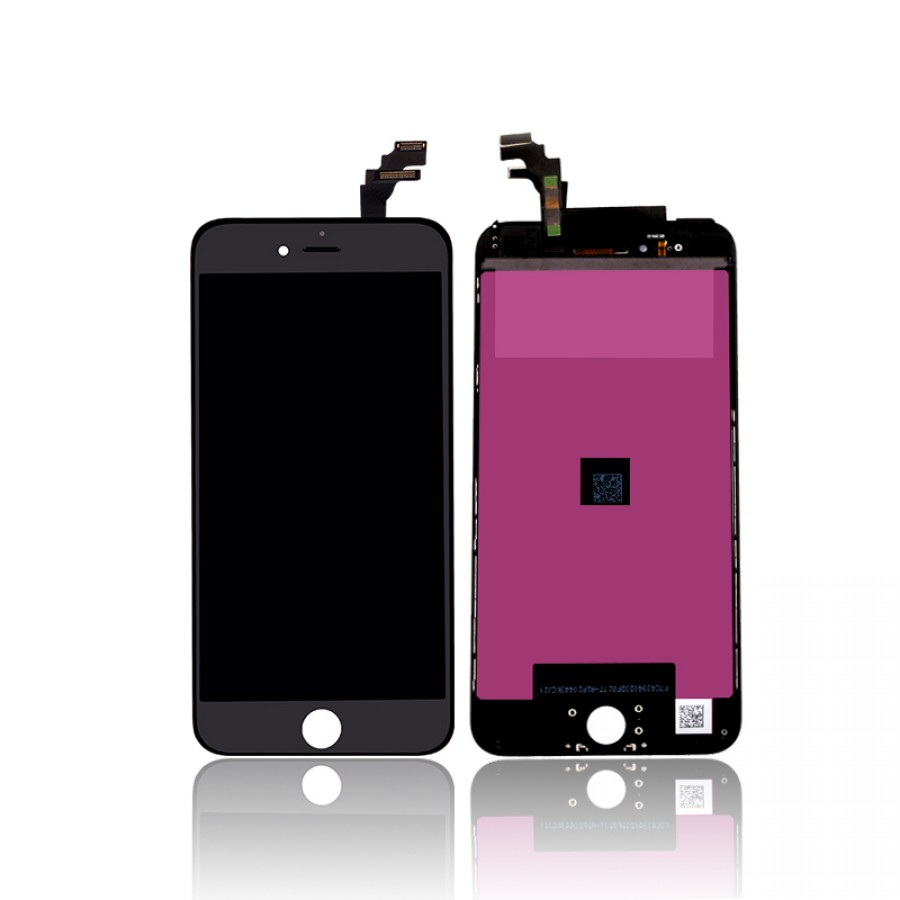 uk availability bdf40 4185b (Premium Quality) Display LCD Touch Screen Digitizer Black For iPhone 6S  Plus