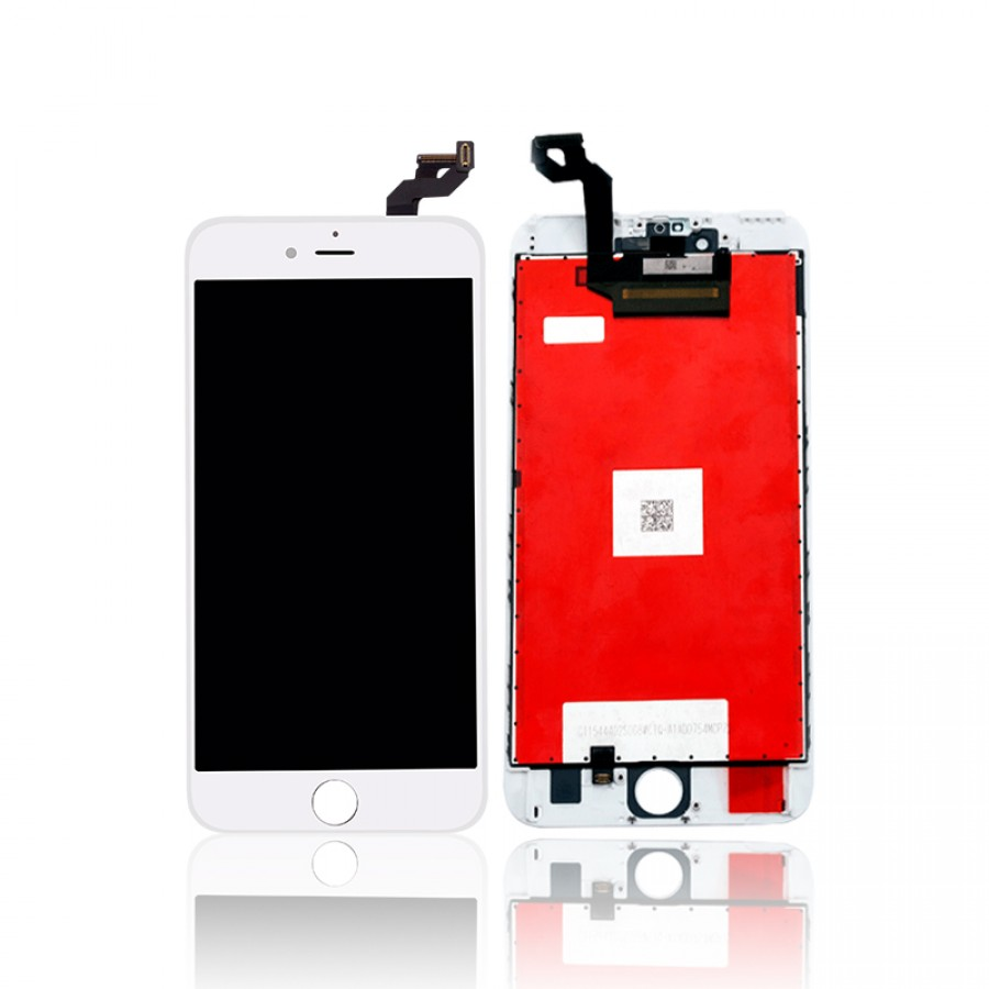 watch 8c869 835ec (Premium Quality) Display LCD Touch Screen Digitizer White For iPhone 6S  Plus