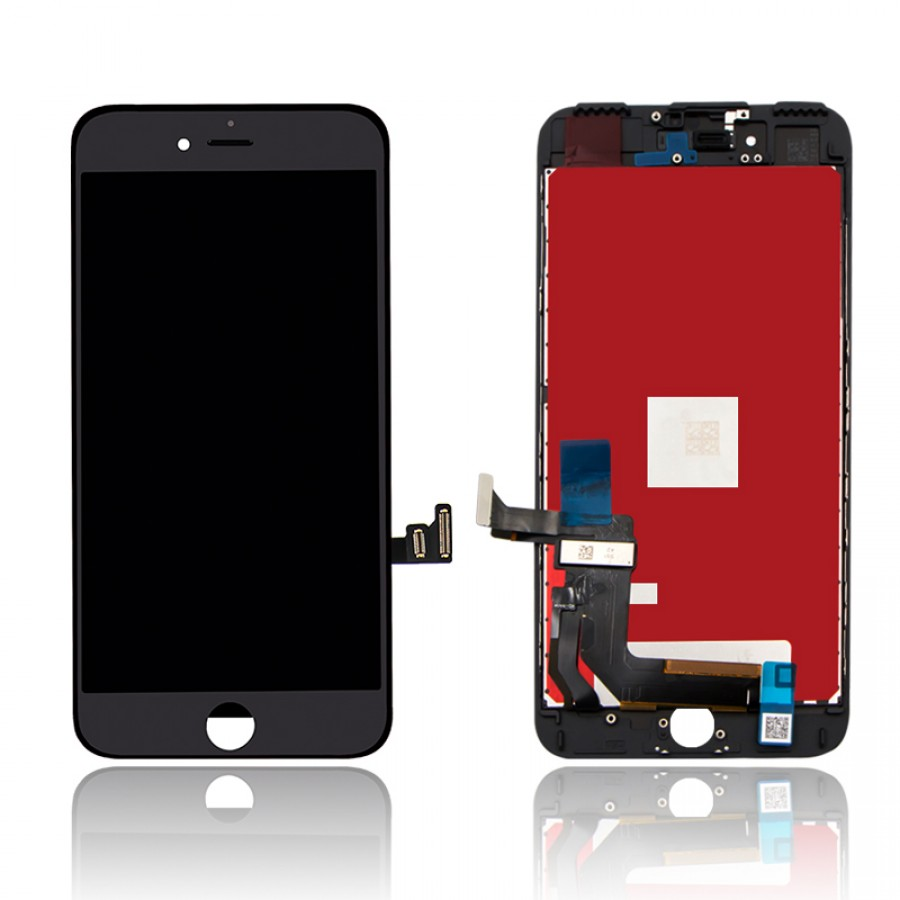 new concept ed27d dbaea (Premium Plus Quality) LCD Display Touch Digitizer Screen Black for iPhone  7 Plus