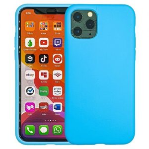 IPHONE-11-PRO-CASE-SILICONE-LIGHT-BLUE-0