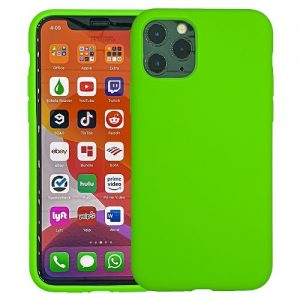 IPHONE-11-PRO-CASE-SILICONE-LIGHT-GREEN-0