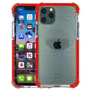 IPHONE-11-PRO-MAX-TRANSPARENT-TPU-RED-0