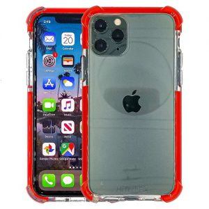 IPHONE-11-TRANSPARENT-TPU-RED-0