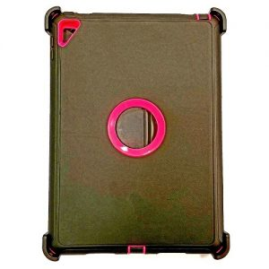 IPAD-AIR-2-CASE-DEFENDER-BLACK-PINK-0