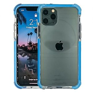 IPHONE-11-TRANSPARENT-TPU-BLUE-0